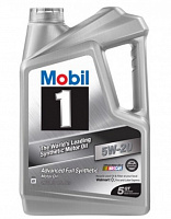 Mobil 1 Advanced Full Synthetic 5W-20 4,73L