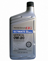 Honda ULTIMATE Full Synthetic 0W-20 0.946L